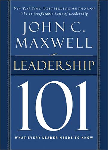 Leadership 101 A Few Quotes From John Maxwell Worship Ministry