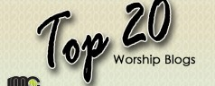 Top 20 Worship Blogs