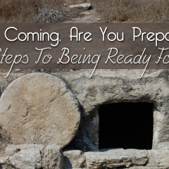 Easter Is Coming, Are You Preparing? 5 Steps To Being Ready For Easter.