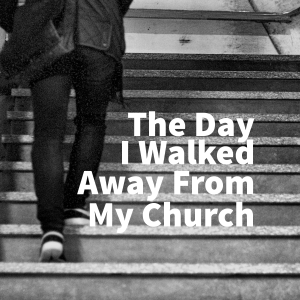 The Day I Walked