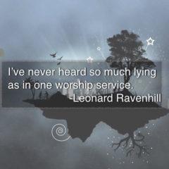 Singing Lies