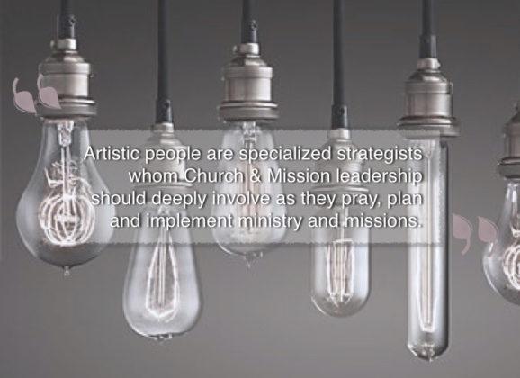 Evangelism, Imagination, and Artists