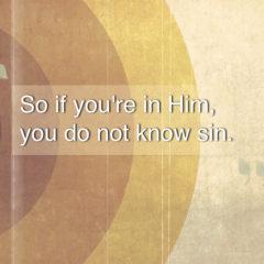 1 John 3:4-6