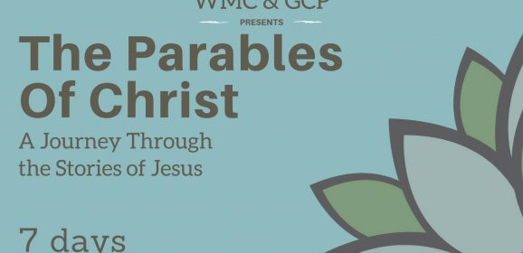 The Parables of Christ: Day Three