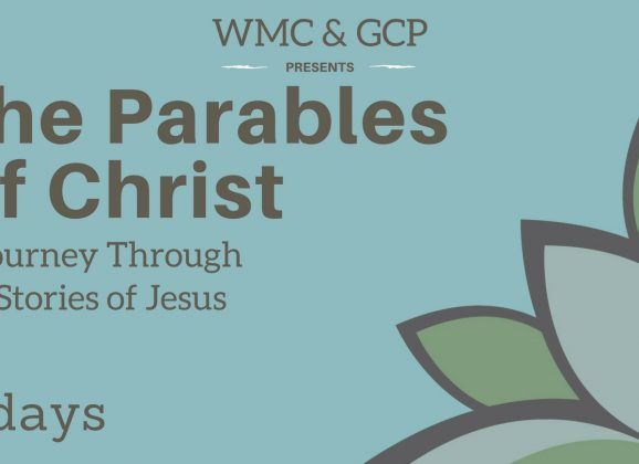 The Parables of Christ: Day Two