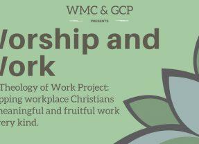 The Theology of Work