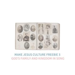 """Freebie 3- Josh Blake-God's Family and Kingdom in Song"