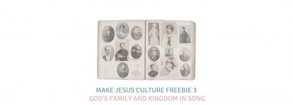 """Freebie 3- Josh Blake-God's Family and Kingdom in Song"