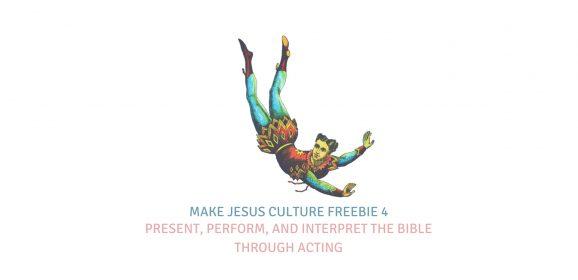 Freebie 4- Tom Boomershine- Present, Perform, and Interpret the Bible through Acting