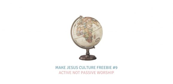 Freebie #9-Dr. Constance Cherry: Active Not Passive Worship