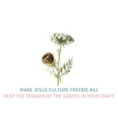 Freebie #12-Ray Comfort:Keep the Tension of the Gospel in Your Craft
