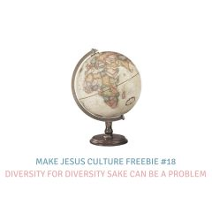 Freebie #18-Josh Davis: Diversity for Diversity Sake can be a Problem