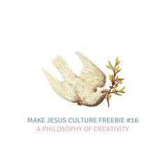 Freebie #16-Dr. Dave Yauk: A Philosophy of Creativity