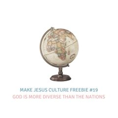 Freebie #19-Josh Davis: God is More Diverse Than the Nations