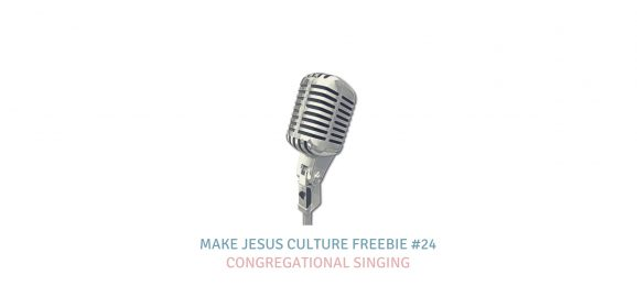 Freebie #24-Keith Getty: Congregational Singing