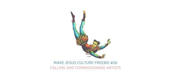 Freebie #26-Harrison Hollingsworth: Calling & Commissioning Artists
