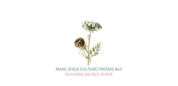 Freebie #43-Lancelot Schaubert: Building Sacred Space