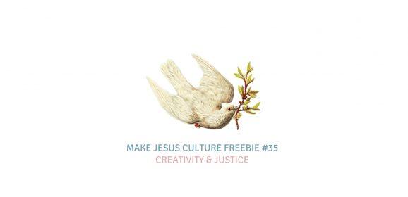 Freebie #35-Eddie Kaufholtz: Creativity & Justice