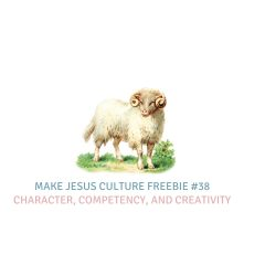 Freebie #38-Aaron Keyes: Character, Competency, and Creativity