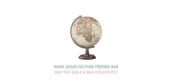 Freebie #48-Joel Limpic: Why the Bible & Why Creativity?