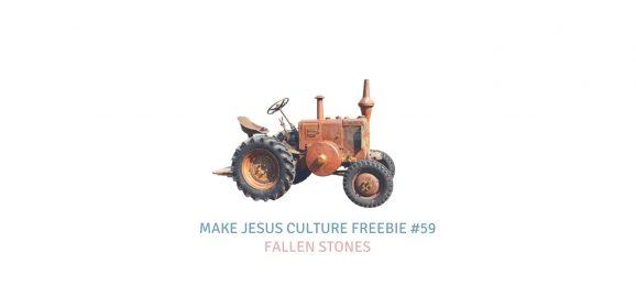 Freebie #59-Albert Mohler: Fallen Stones
