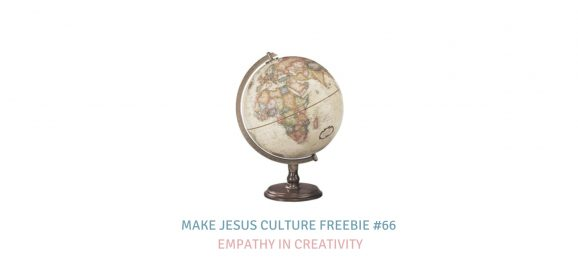 Freebie #66-Jordy Searcy: Empathy in Creativity