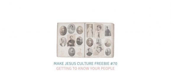Freebie # 70-Isaac Wardell: Getting To Know Your People