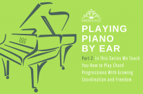 Playing Piano By Ear