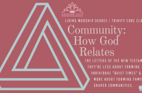 Paul's Letters: A Biblical Course on Community
