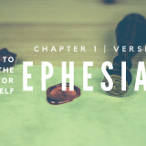 VODCAST 1G: HOW TO STUDY THE BIBLE EPHESIANS 1:1-14