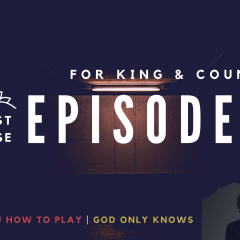 VODCAST 1B: Musical Tips & Tricks to For King & Country