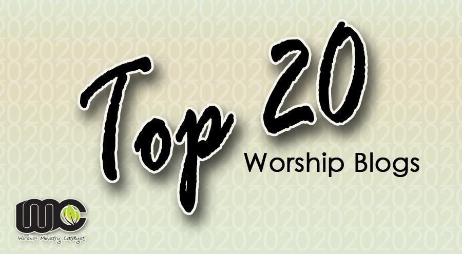 Top 20 Worship Blogs