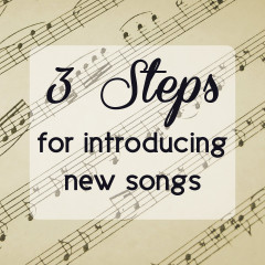 3 Steps for Introducing New Songs at Church