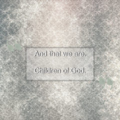 1 John 3:1
