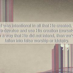 Original Design of Worship