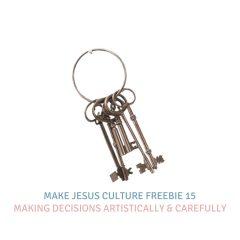 Freebie # 15-Cody Curtis: Making Decisions Artistically & Carefully