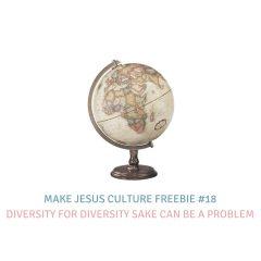 Freebie #18-Josh Davis: Diversity for Diversity Sake can be a Problem
