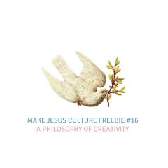Freebie #16-Dr. Dave Yauk: A Philosophy of Creativity