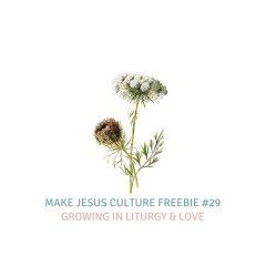 Freebie #29-Dr. Jim Hart: Growing In Liturgy & Love
