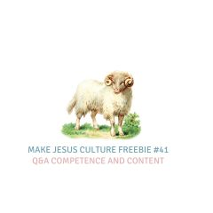 Freebie #41-Aaron Keyes: Q&A Competence and Content