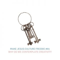 Freebie # 81-Dave Yauk: Why do we Contemplate Creativity