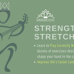 Strength and Stretch for Guitar