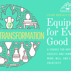 How Do You Transform Through Creativity